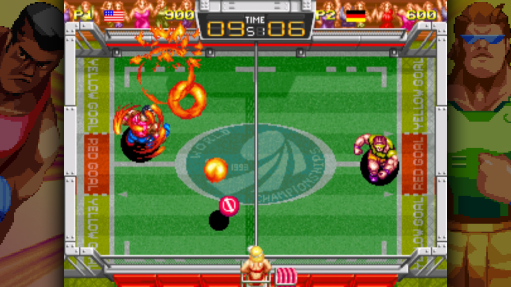 Windjammers Review Image 1