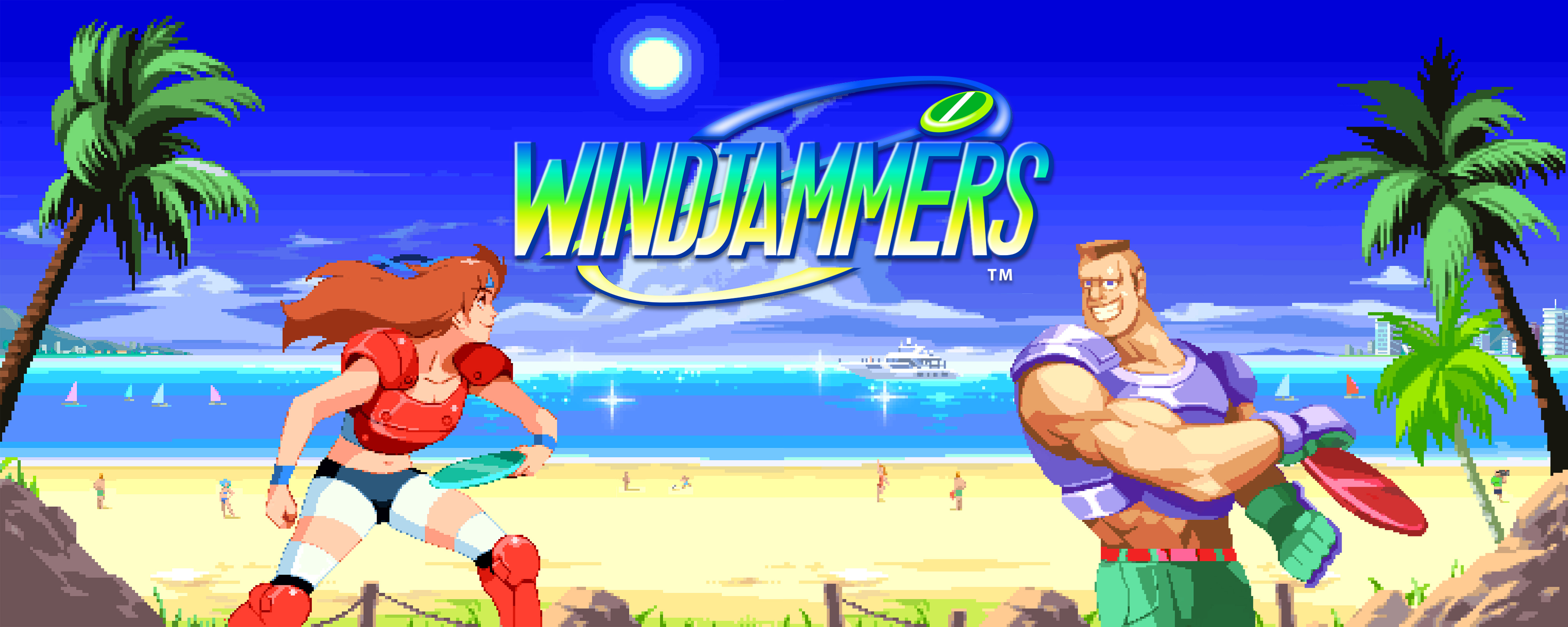Windjammers arrives August 29 on PS4 & PS Vita