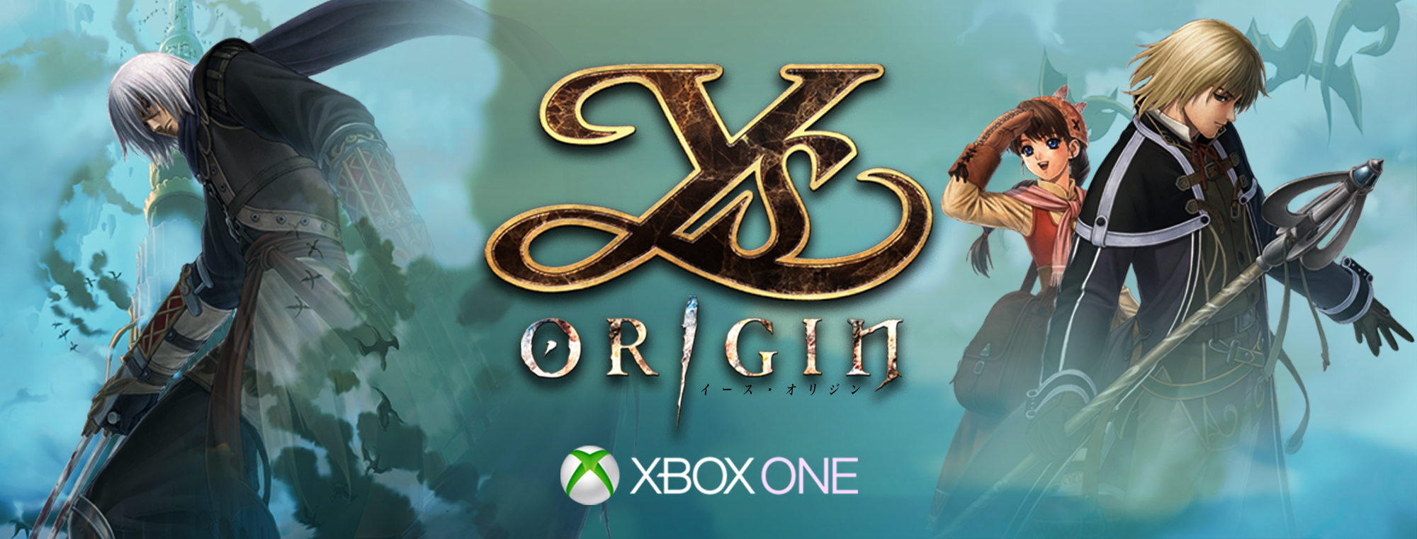 Ys Origin is now available on Xbox One!