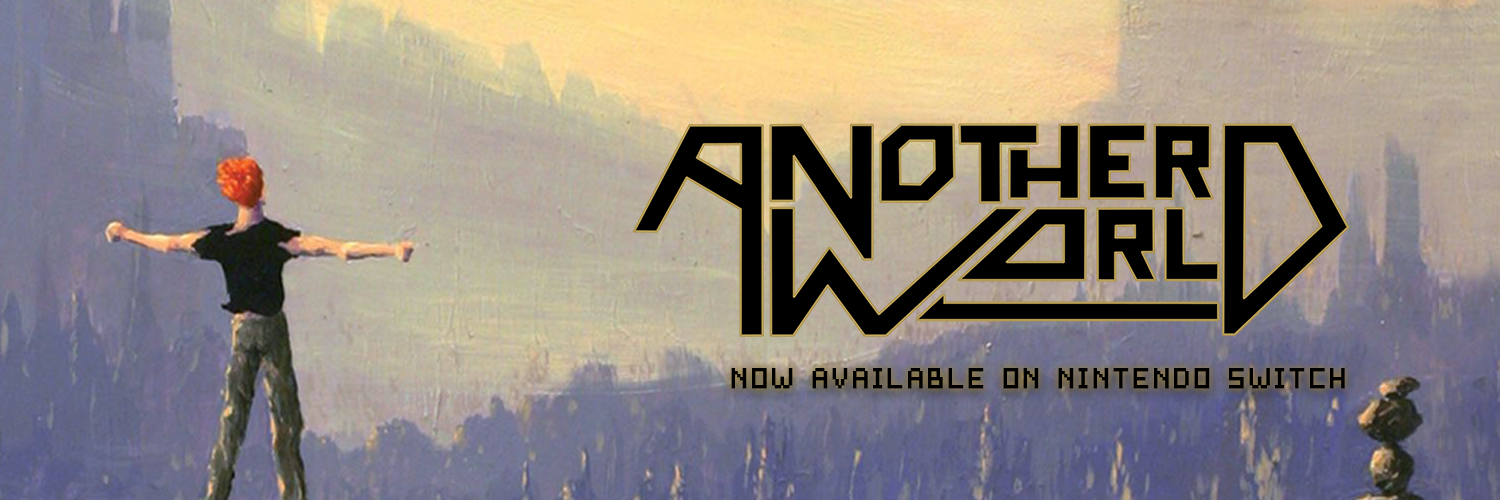 Another World is now available on Nintendo Switch™