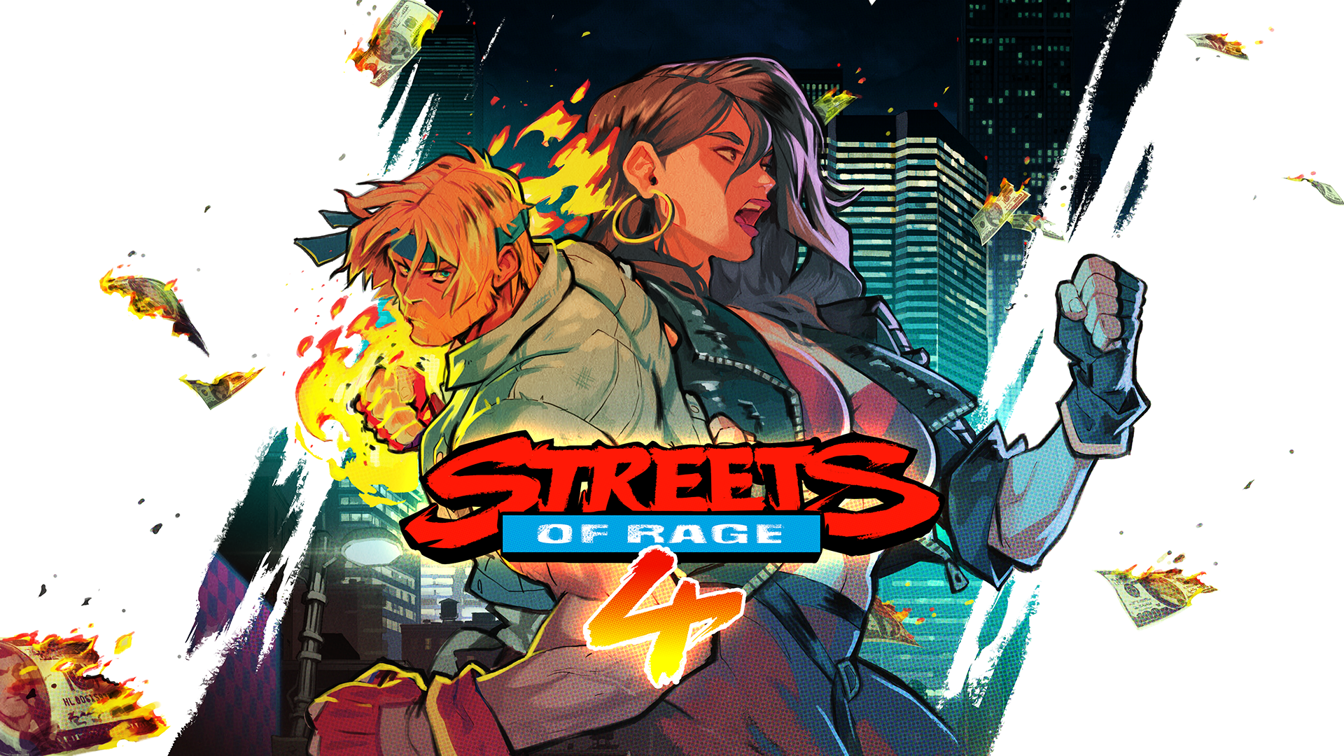 Streets of Rage 4 is revealed!