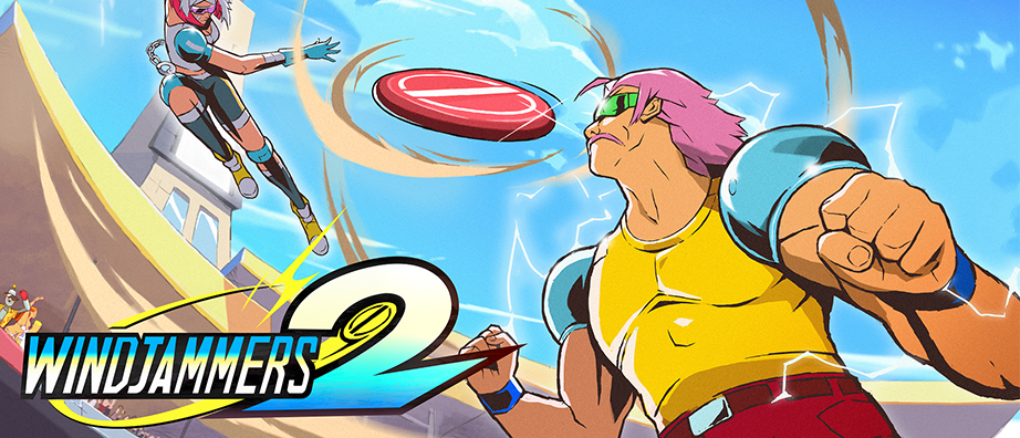 Windjammers 2 is set to toss on Google Stadia Early 2020!