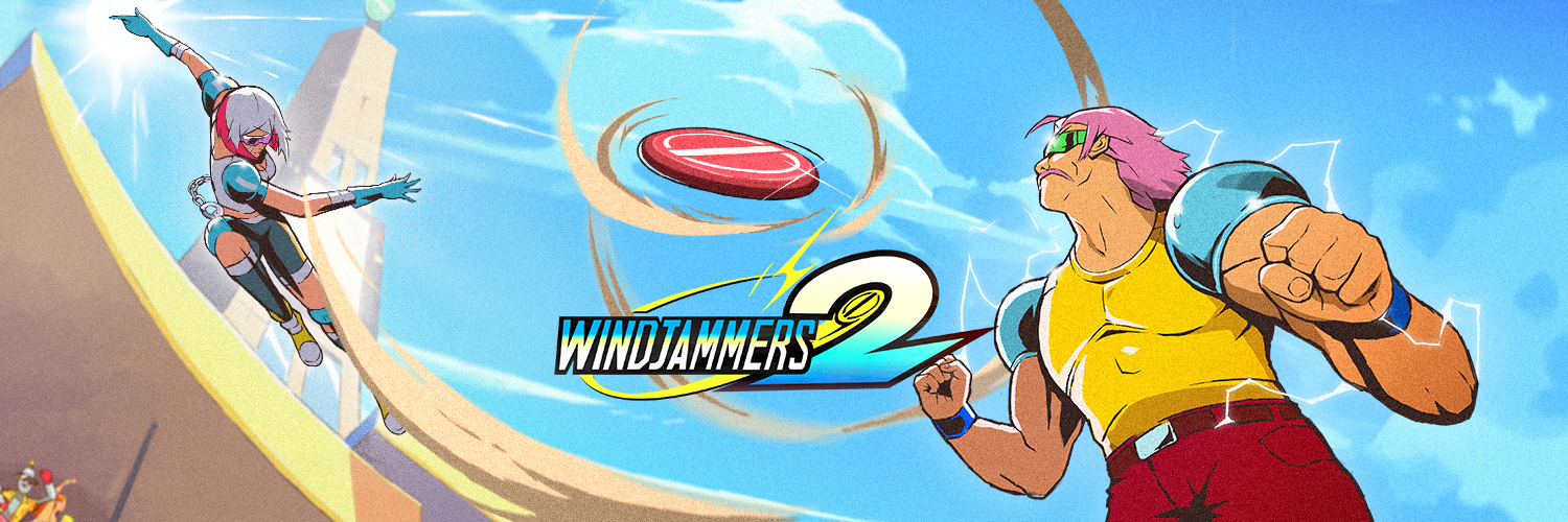 Get ready, Windjammers 2 is revealed!