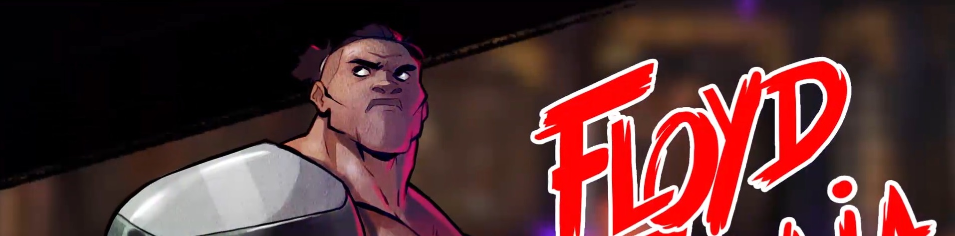 Meet Floyd Iraia, final Streets of Rage 4 playable character!