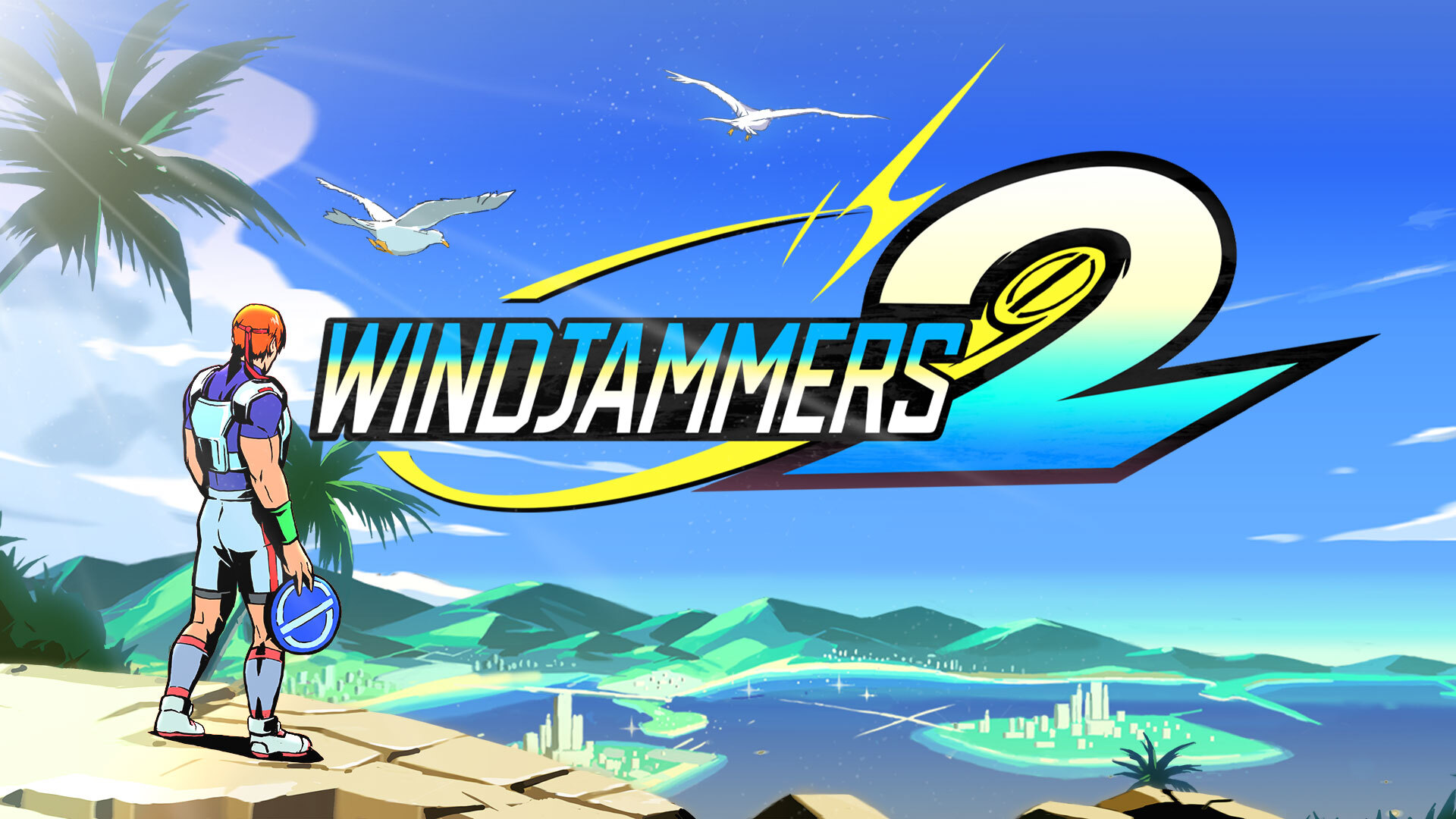 Announcing Steve Miller and new Arcade Mode in Windjammers 2!